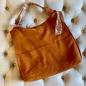 New Sole Society brown shoulder bag Handbag Purse